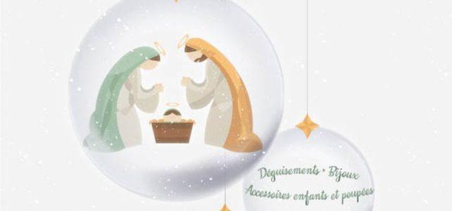 Quel magnifique marché de Noël !