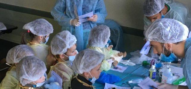 A l'hôpital des nounours