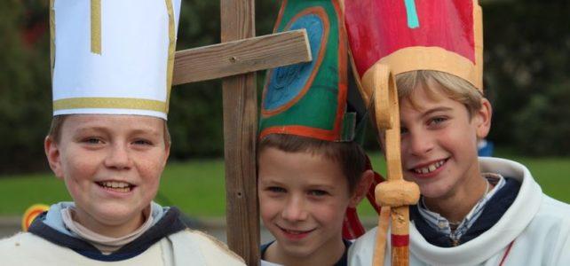 Procession des Saints